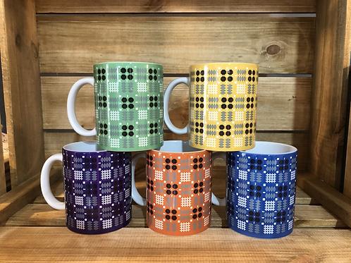 Welsh Tapestry Mugs