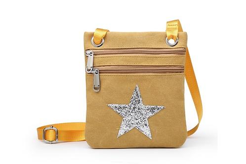 Crossbody Star Bag