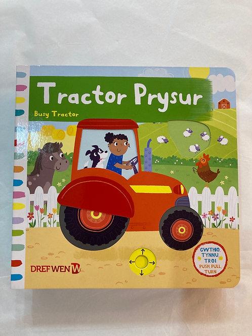 Tractor Prysur
