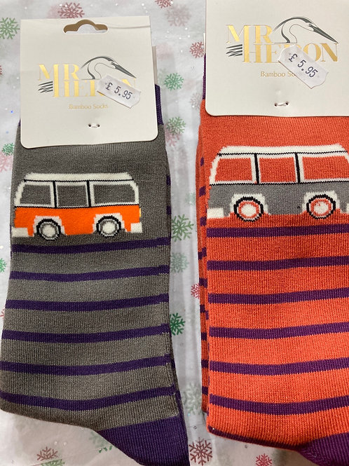 Campervan men's socks