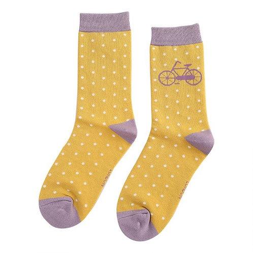 Ladies Bicycle socks