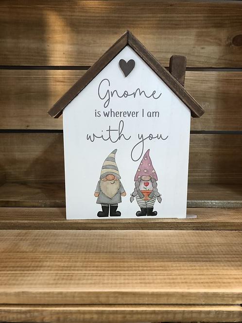 Gnome Plaque