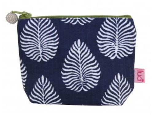 Leaf coin purse