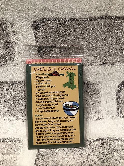 Welsh Cawl Magnet