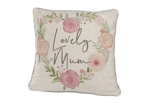 Lovely Mum Cushion