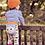 Thumbnail: Blade and rose leggings 0-6 months