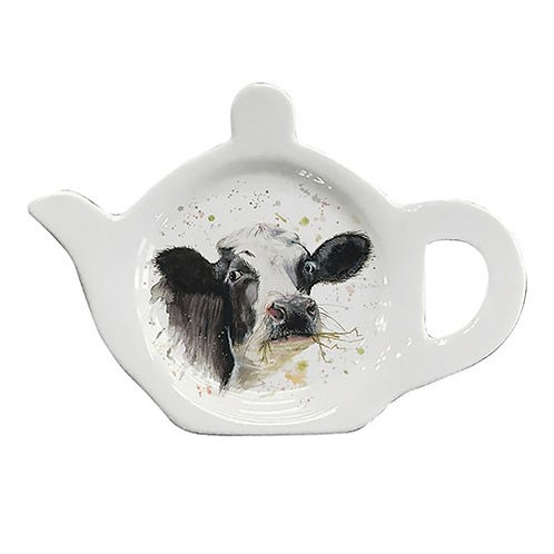 Cow teabag tidy