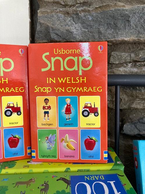 Snap Yn Gymraeg