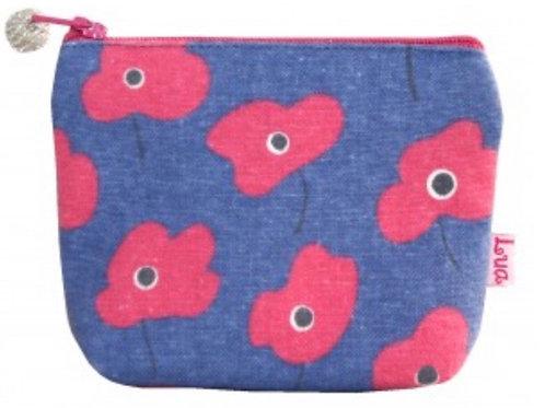 Poppy Coin purse