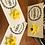 Thumbnail: Ceramic Daffodil Brooch