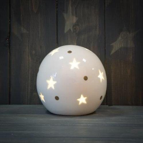 Star Globe -  12 cms
