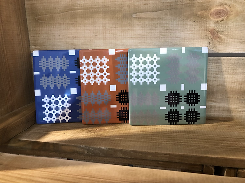Welsh Tapestry Coasters