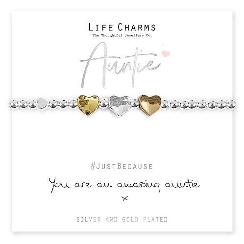 Amazing Aunty Bracelet