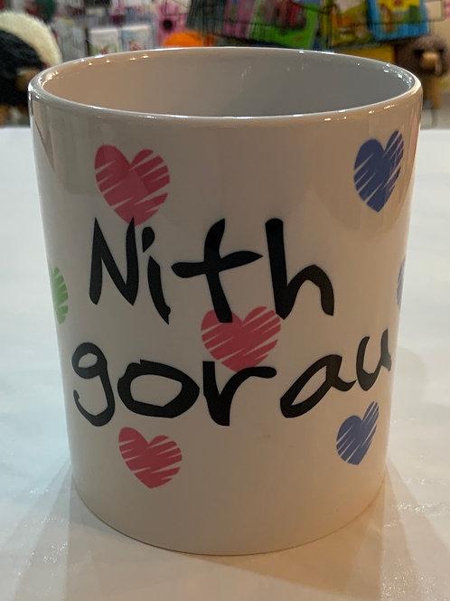 Nith gorau mug