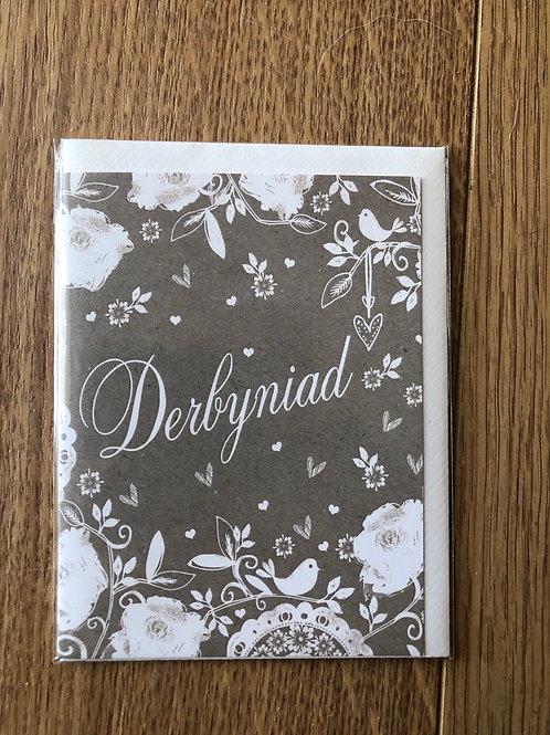 Cerdin Derbyniad