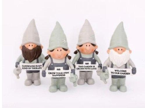 Garden Gnomes 15cm