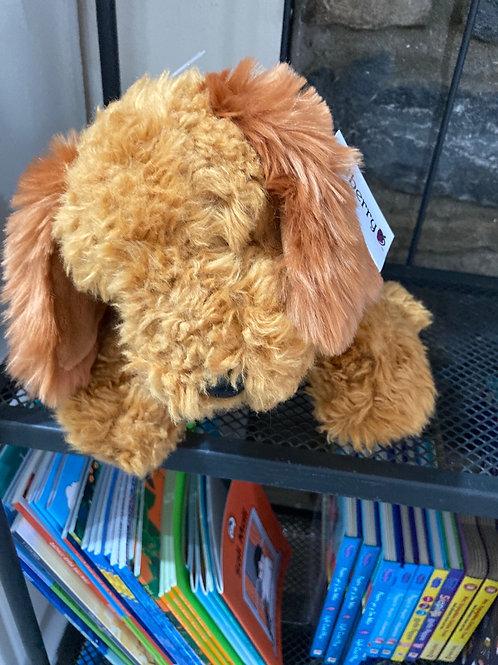 Cockapoo Soft toy dog