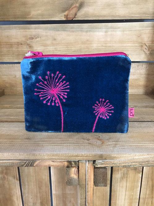 Alliums coin purse