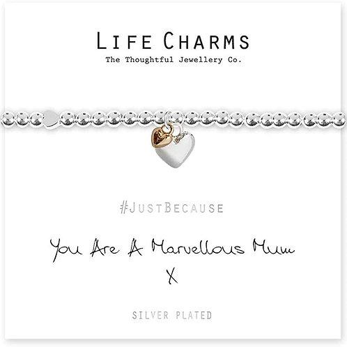 Marvellous Mum bracelet
