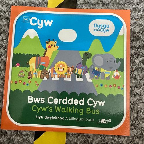 Bws Cerdded Cyw