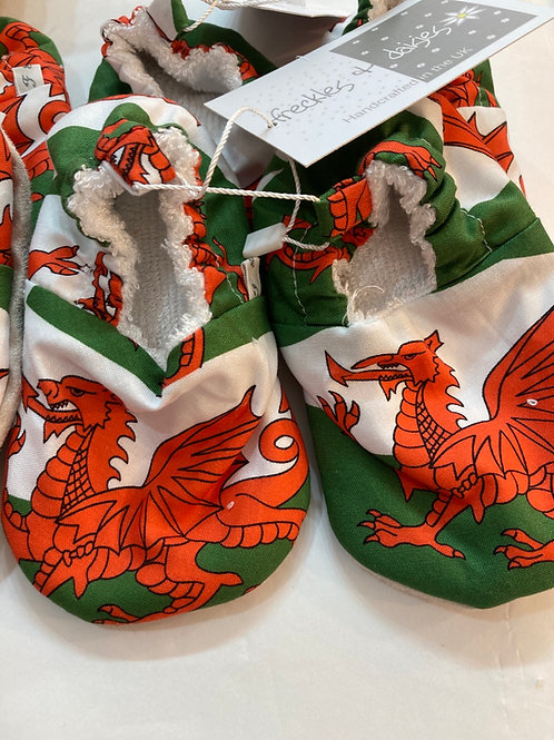 Wales slippers