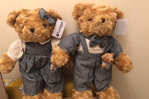 Mummy and Daddy Bear