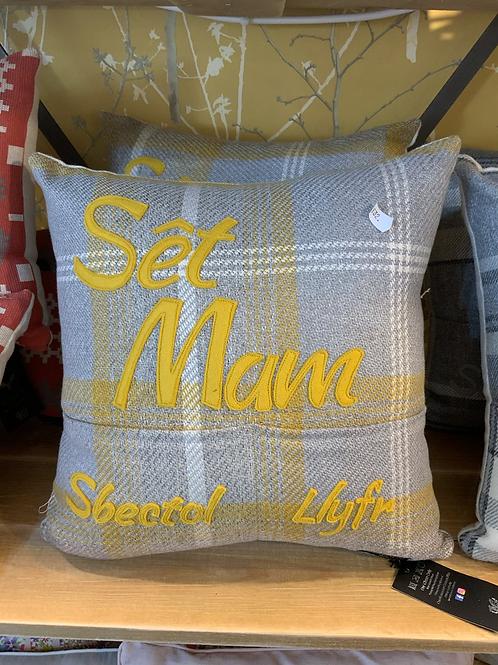 Clustog Sêt Mam