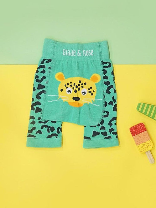 Cheetah Shorts