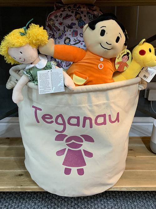 Bag Teganau