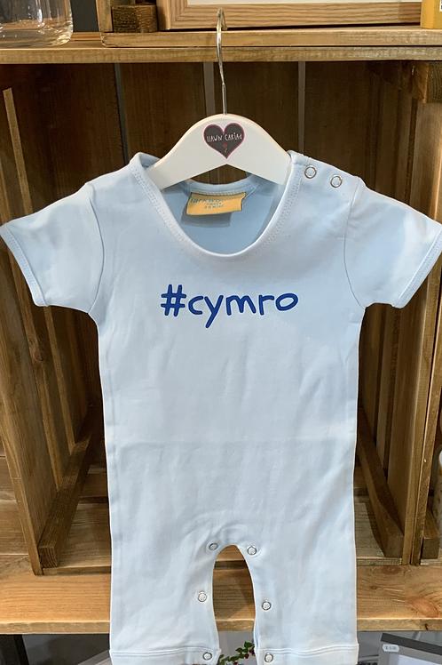 #cymro