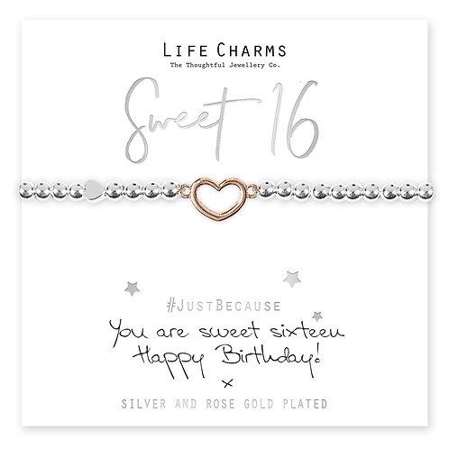 16th birthday Bracelet
