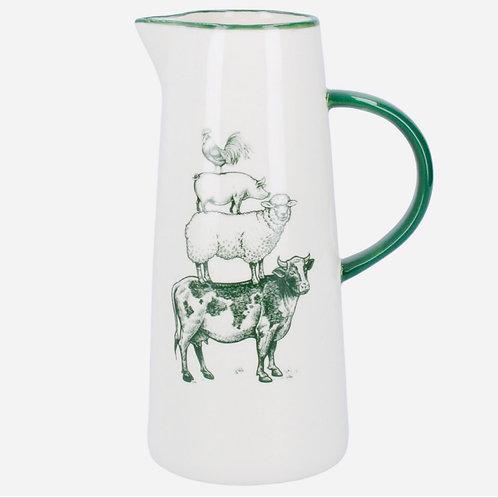 Animal stack jug