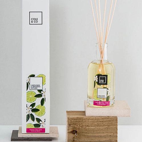 Limeflower and Bergamot Diffuser