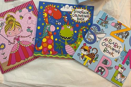 Colouring books