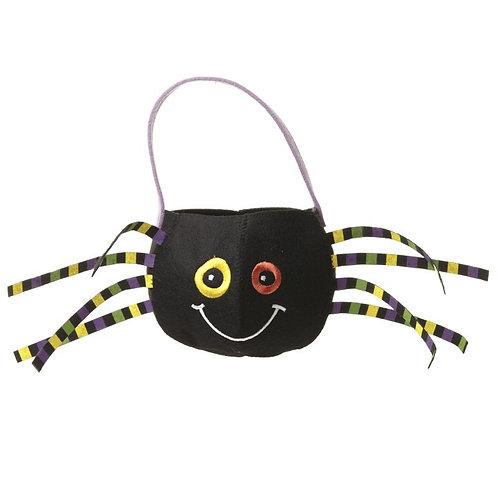 Spider felt bag