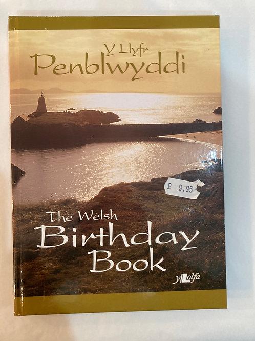 Llyfr Penblwyddi