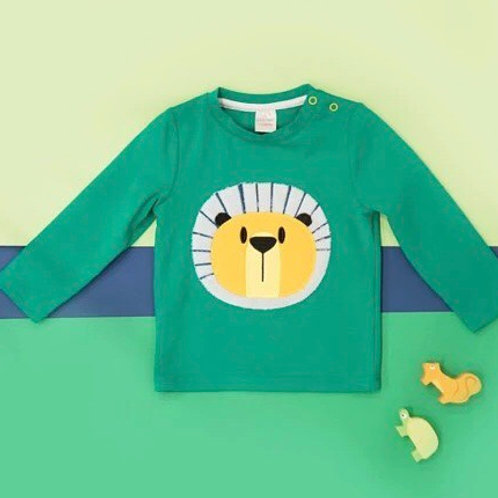 Frankie the lion top