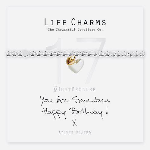 You are 17 - Life Charm