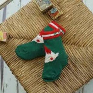 Blade and Rose Christmas Socks
