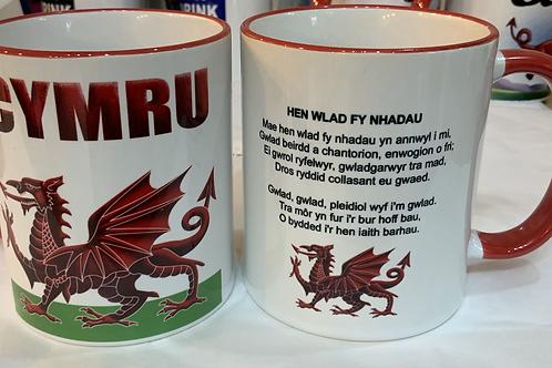 Mug Cymru