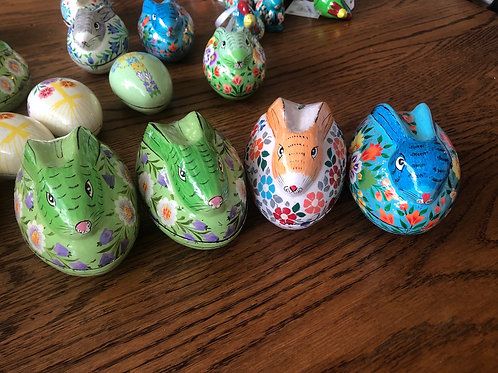 Medium Fairtrade bunnies