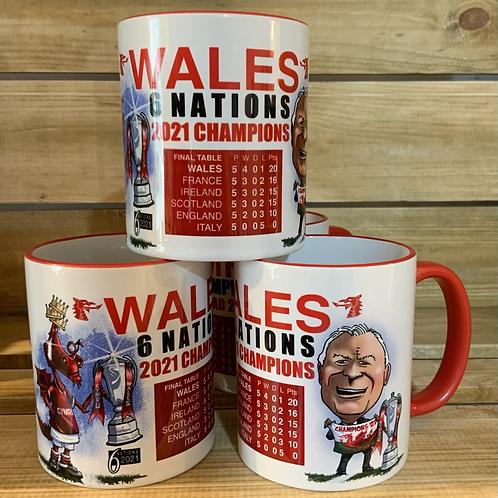 Champions mug