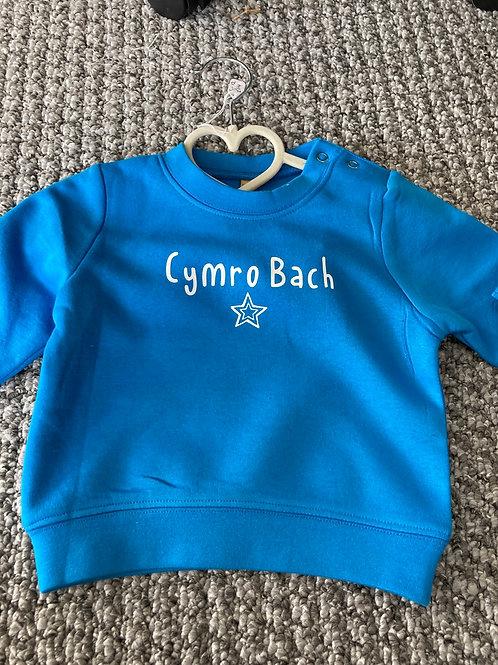 Siwmper Cymro Bach