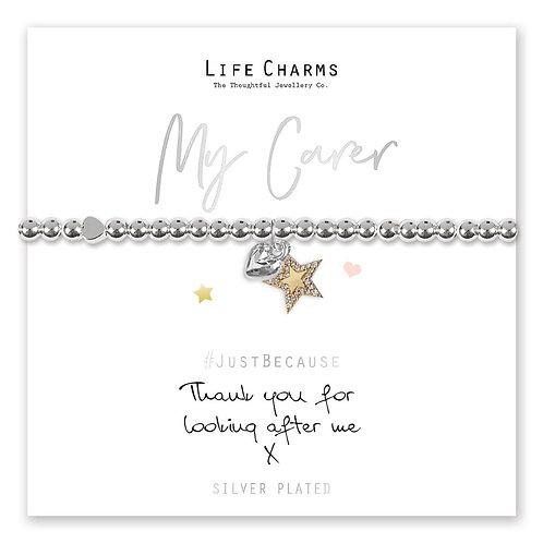 My Carer bracelet