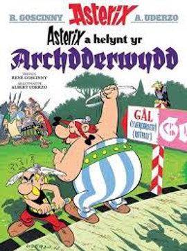 Asterix a helynt yr Archdderwydd