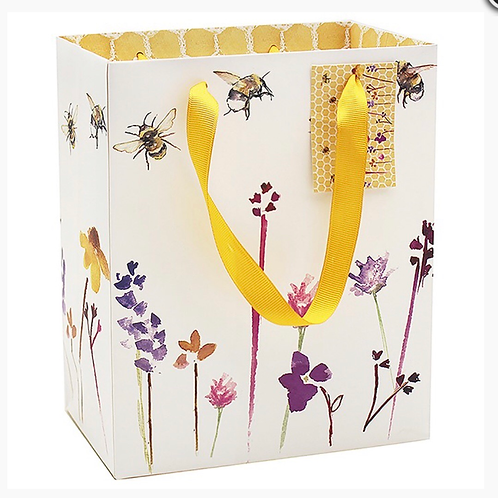 Busy bee gift bag