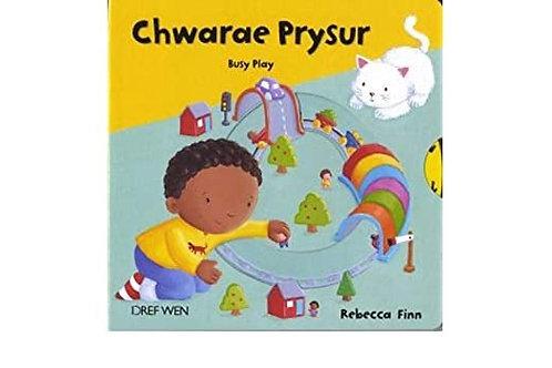 Chwarae Prysur