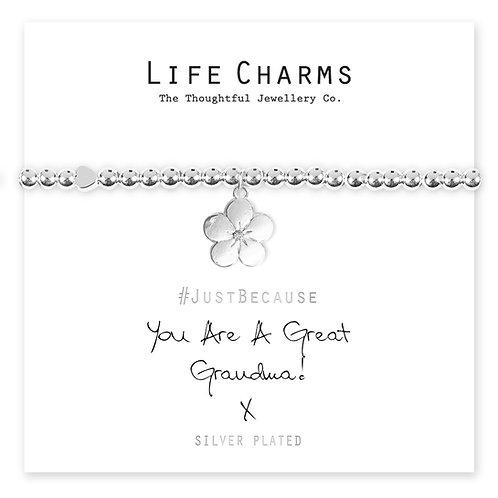 Great Grandma Bracelet