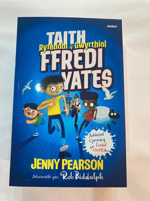 Ffredi Yates