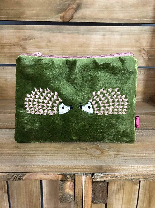 Hedgehog coin purse